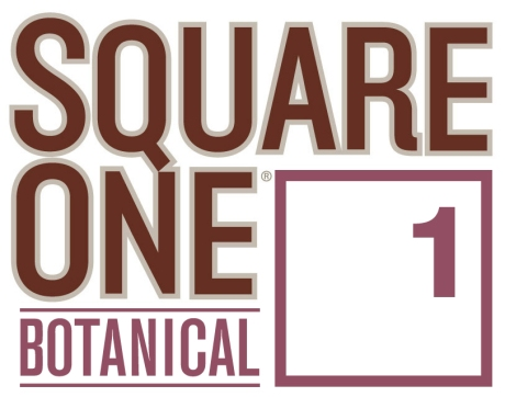 square one botanical logo