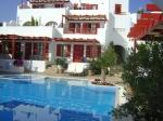 The Stelia Mare hotel in Paros.