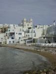 Naoussa Village in Paros.